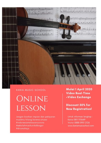online lesson KMS 1